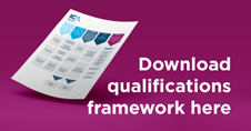 Download qualifications framework here