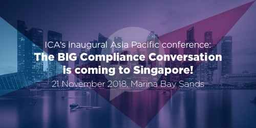 Big Compliance Conversation: Singapore Conference