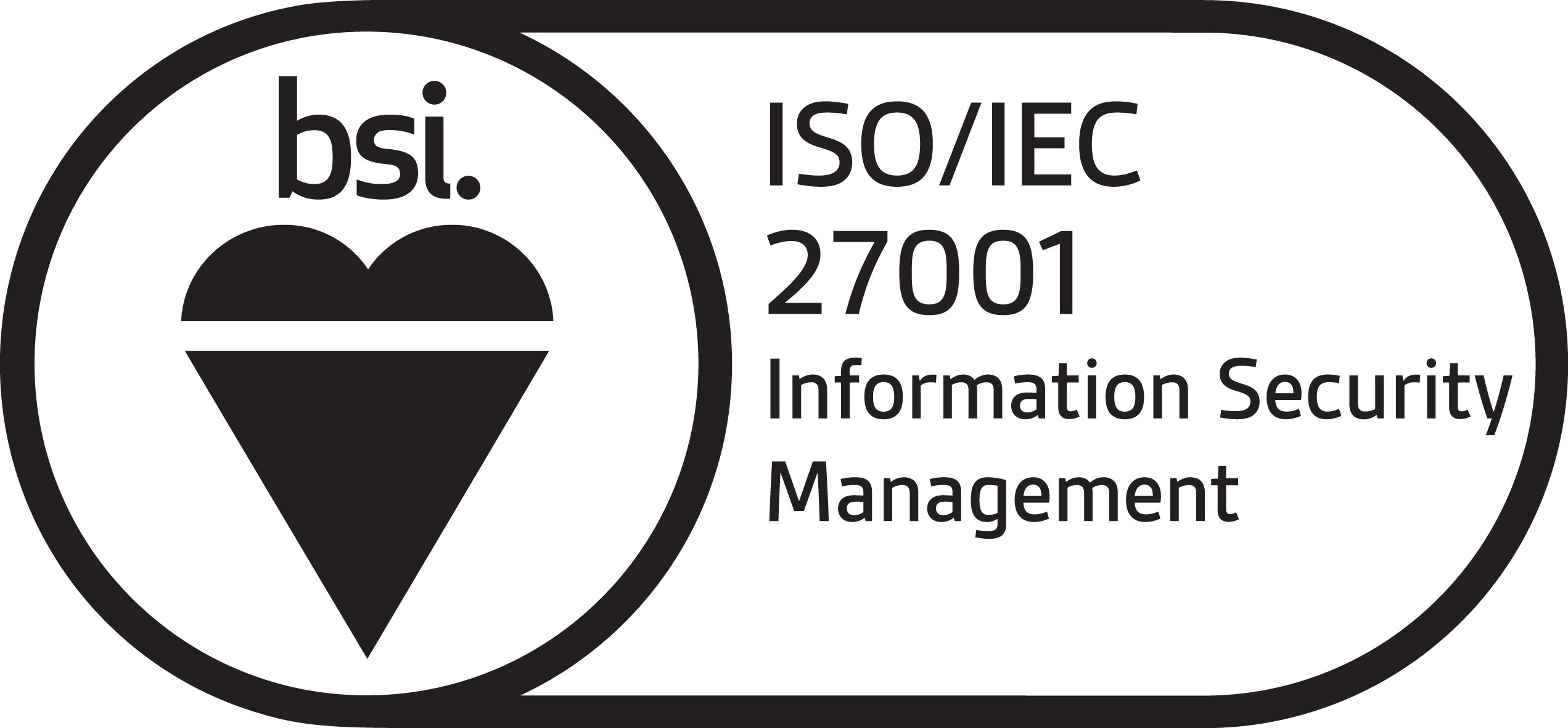 Certification held by ICA Commercial Services Ltd: IS 702170